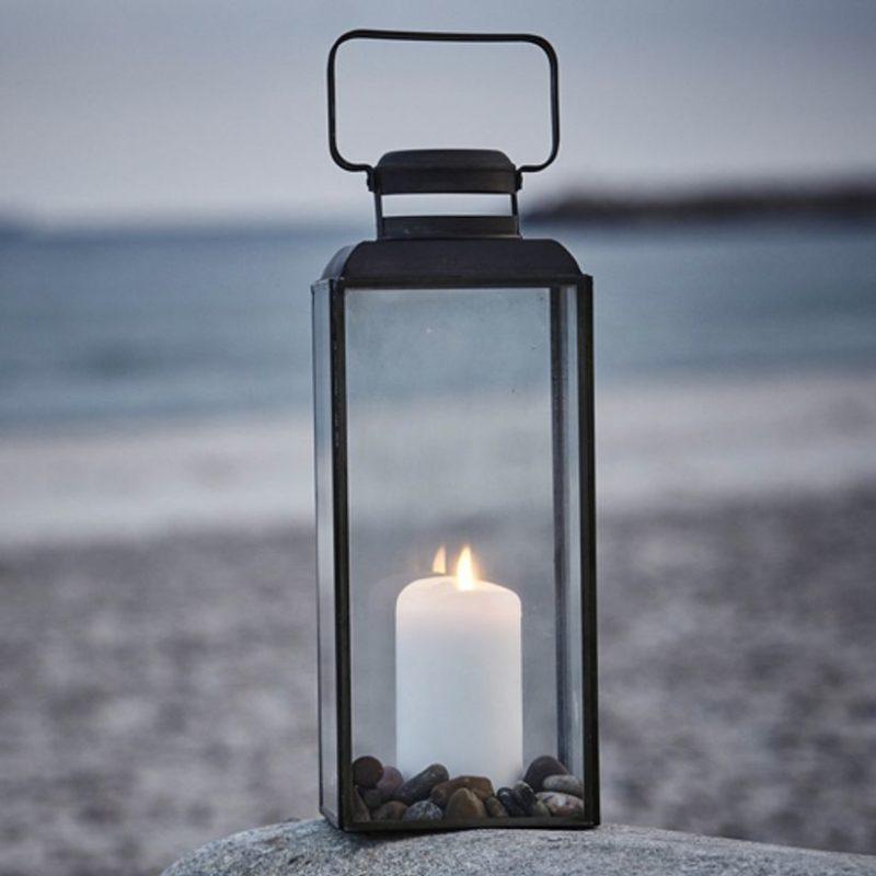lanterne en métal Decoclico