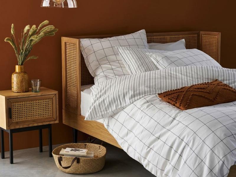 3 matières naturelles pour de jolies parures de lit à découvrir