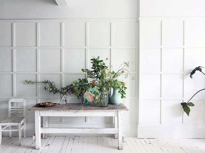 Visite déco : Une maison inspirante au Royaume-Uni