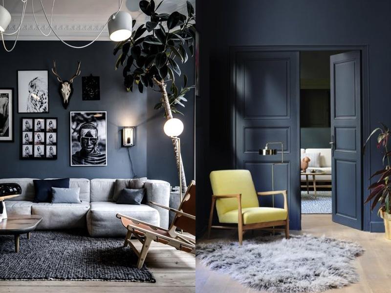 Notre top 5 des couleurs profondes pour un intérieur chic et tendance