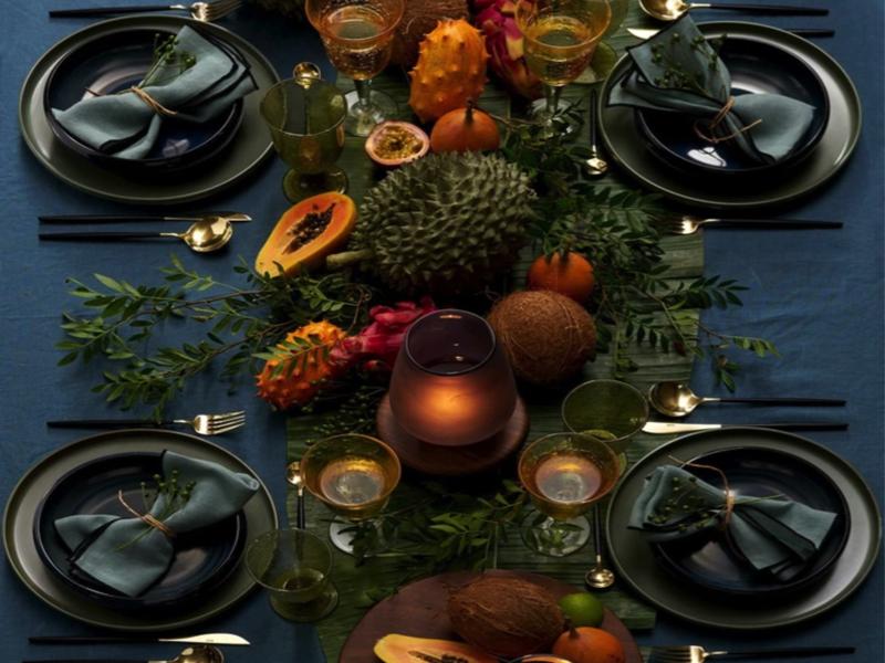Wishlist idées déco d'hiver : les incontournables déco pour une jolie table !