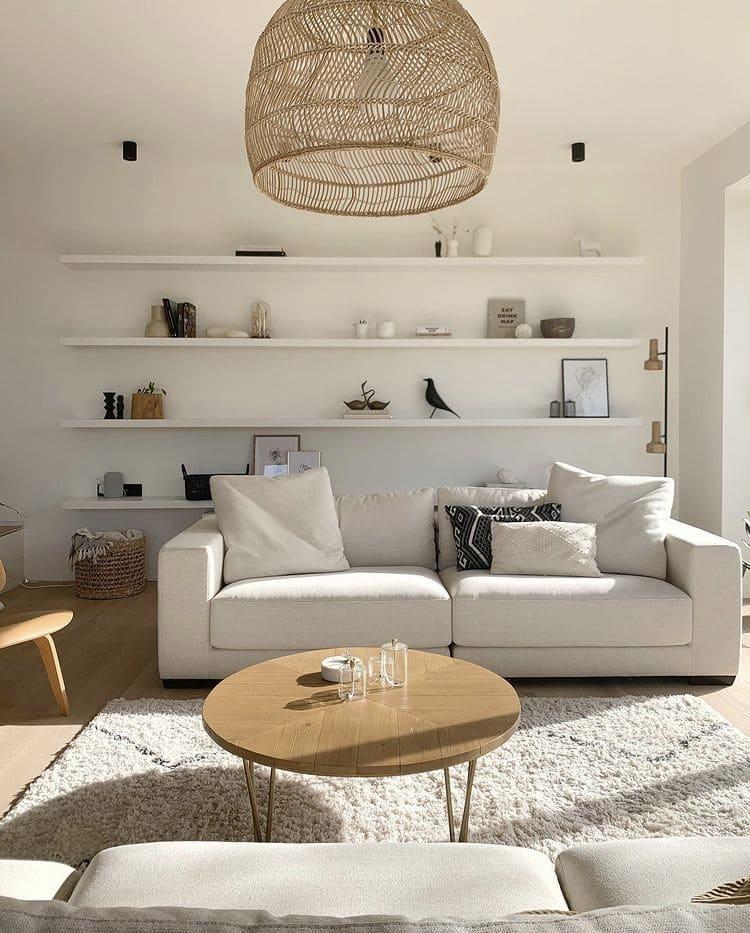 Style maison californienne chez Noemie Meijer, décoration intérieure et tendance décoration