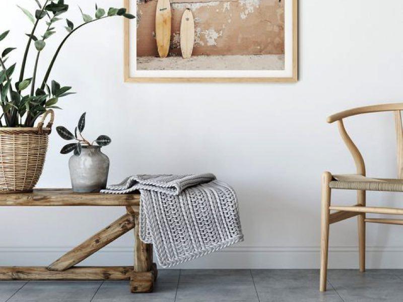 """Style californien : Décorer sa maison dans l'esprit """"maison californienne"""""""