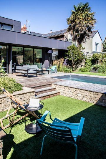 Les jolies piscines hors-sol à découvrir : toutes nos inspirations 2021