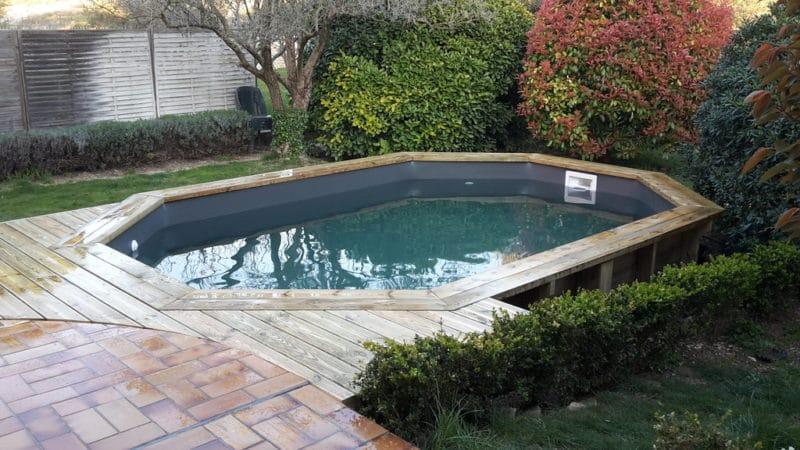 Les inspirations de piscine hors-sol facile à installer dans son jardin